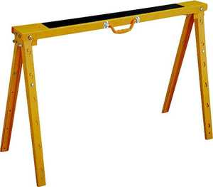 Vulcan YH-SH017 40-Inch Folding Steel Sawhorse