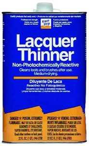 WM Barr QML170 Lacquer Thinner Qt