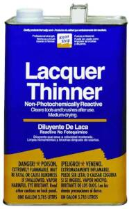 WM Barr GML170 Lacquer Thinner Gallon