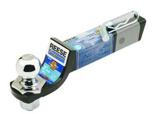 Reese Towpower 21542 Starter Hitch Kit 2 in Drop & 2 in b