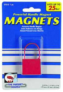 Master Magnetics 07212 25lb Lift Handle Magnet