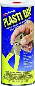 Plasti Dip 11601-6 Red Plasti Dip Coating 14.5 oz