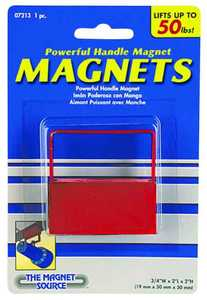 Master Magnetics 07213 50lb Lift Handle Magnet