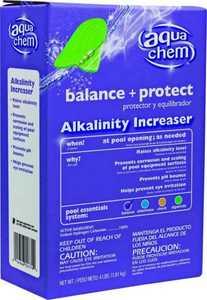 Biolab 05774AQU 4lbs Alkalinity Increaser Pool Chemical