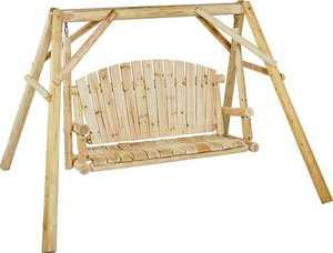 Worldwide Sourcing NW-59N Log Swing And Frame Kit