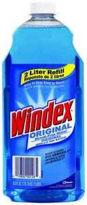 Sc Johnson 00128 67.6 oz Windex Regular Scent