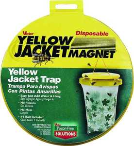 Woodstream M370 Yellow Jacket Bag Trap W/Bait