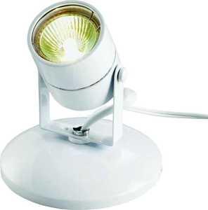 Good Earth Lighting G19935-WH-I MINI HALOGEN SPOT LIGHT WHT