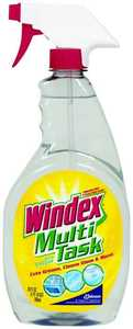 Sc Johnson 70255 26 oz Windex Multi Task With Vinegar