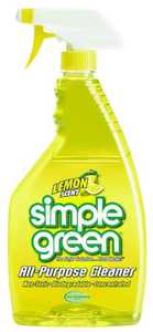 Sunshine Makers 14003 Lemon Simple Green 32 oz Spray