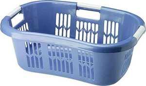 Newell Rubbermaid Home 299700ROYBL/29978 Laundry Basket Hip Blue