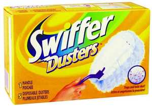 Procter & Gamble 40509 Swiffer Duster Kit With 5 Disposable Dusters
