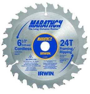 Irwin 14029 6-1/2 24tht Circular Blade