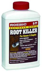 Roebic Laboratories K-77 32 oz Root Killer