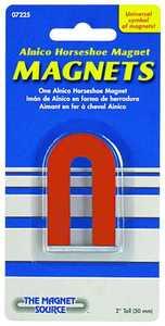 Master Magnetics 07225 2 in Horseshoe Magnet