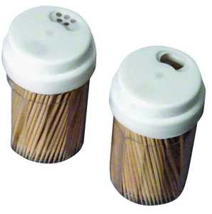 CHEF CRAFT 20983 Tooth Picks 2-Pack 200picks
