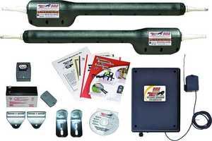 GTO, Inc. FM502 Heavy Duty Dual Gate Operator