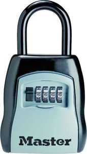Master Lock 5400D 3-1/4-Inch Wide Set Your Own Password Portable Combination Lock Box