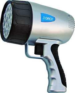 Dorcy International 0032359 Led Rechargeable Spotlight