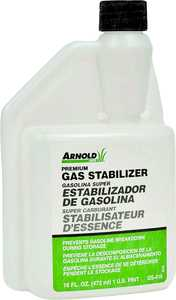 Arnold Corp 0164319 Premium Gasoline Stabilizer 16-Oz