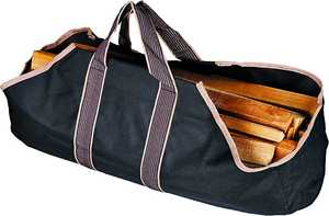 Homebasix 260190 Wood Bag 36.5 x 18