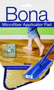 Bona AT0002424 Microfiber Applicator Pad