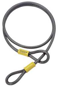 Schlage Lock 425249 3/8-Inch X 7-Foot Flex Steel Cable