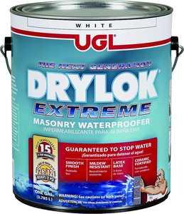 United Gilsonite Laboratories 0435339 White Drylock Extreme Gallon