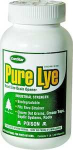 Comstar International 0564328 1lb Pure Lye