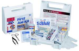 First Aid Only 707463 First Aid Kit 25-Person 106Pc