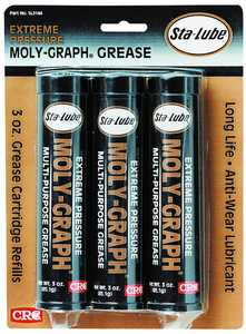 Crc Industries 0716969 3-3 oz Moly Graph Grease