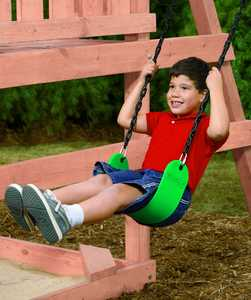 Playstar 726497 Commercial Grade Swing Seat