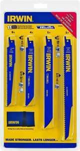 Irwin 741306 Reciprocating Kit 11pc