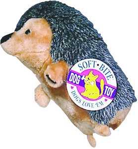 Aspen Pet 0809129 Large Soft Bite Hedgehog