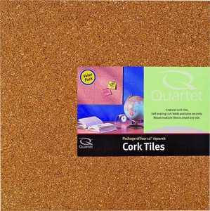 Acco 0822270 12 in X 12 in Cork Tile