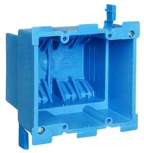 Thomas & Betts-Carlon 867317 34cu Super Blue Old Work Box