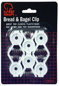 Chef Craft 883298 Bread And Bagle Clip