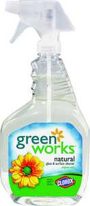 Clorox Co. 31464 GreenWorks Natural Glass & Surface Cleaner