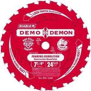 Freud 0957126 Demo Demon 7-1/4 in x24t