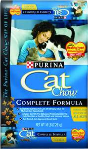 Nestle Purina Pet Care 1780013415 Cat Chow Complete 16lb