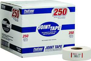 National Gypsum JT2342 Joint Tape 250 ft