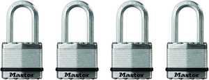 Master Lock M1XQLF 1-3/4-Inch Padlock