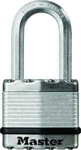 Master Lock M1XKADLF Magnum Laminated Padlock