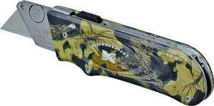 Olympia Tools 33-130 Turboknife X Camo W/5 Blades