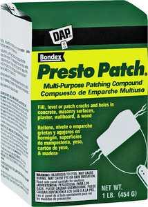 Dap 58505 Multipurpose Presto Patch 4lb