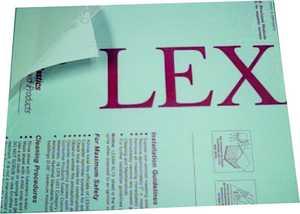 Plaskolite 1PC1824A 18x24x.093 in Lexan Sheet