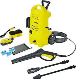 Karcher 1.601-176.0 1600-Psi Pressure Wash Car Care Kit