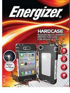 Premier Accessory Group ENG-HCLK Iphone Hard Case Led Bk