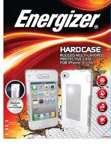 Premier Accessory Group ENG-HCLW Iphone Hard Case Led Wh