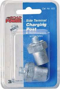 Coleman Cable 922 Battery Charging Side Post